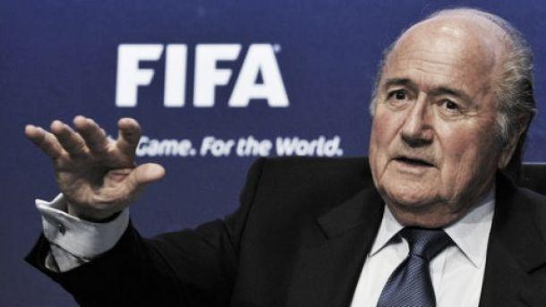 """Fifa, Blatter annuncia le dimissioni: """"Vado via per il bene del calcio"""""""