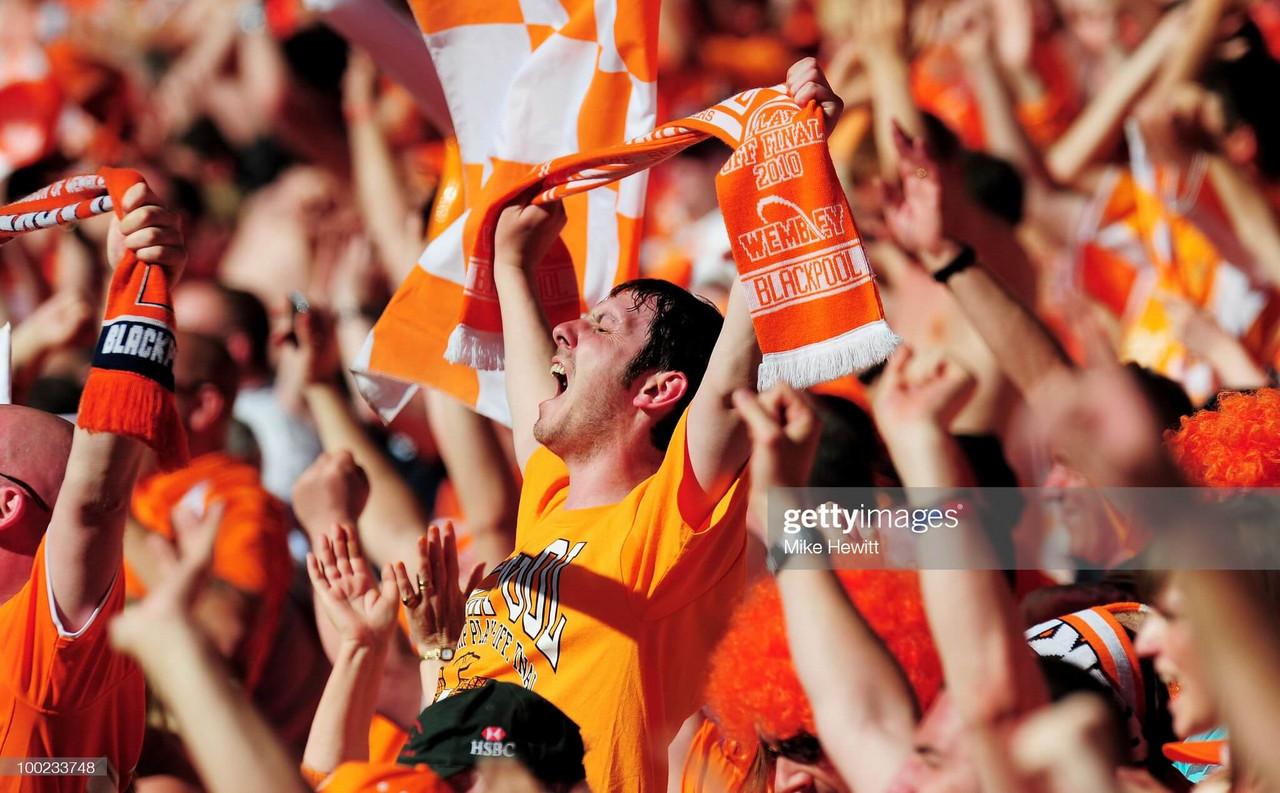 Blackpool FC: The Tangerine dream