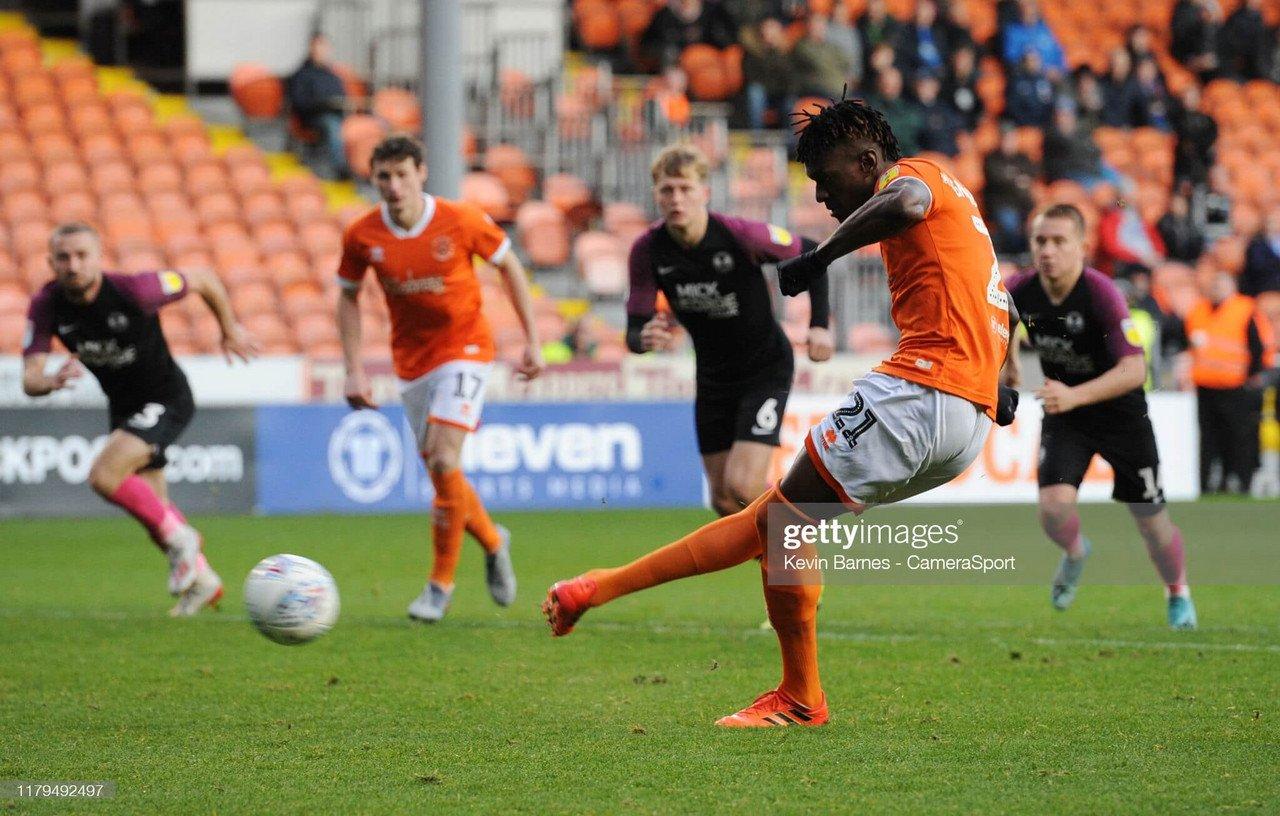 Blackpool vs Peterborough United: pre-match comments