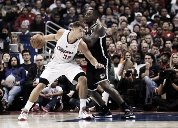 Brooklyn Nets vs Los Ángeles Clippers, NBA en vivo y en directo online