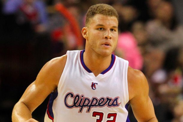 Blake Griffin Out Indefinitely With Elbow Injury