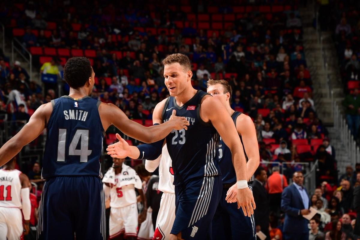 NBA - Tornano alla vittoria i Detroit Pistons, Bulls KO; facile affermazione per i Pacers contro gli Hawks