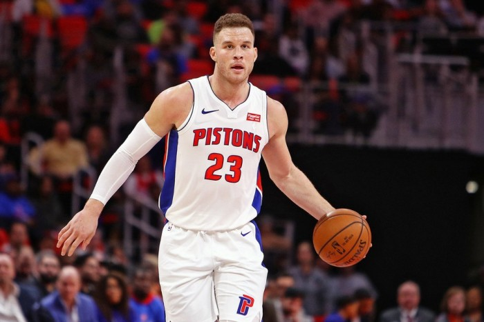 NBA Week 16 :  Blake Griffin débarque à Detroit !