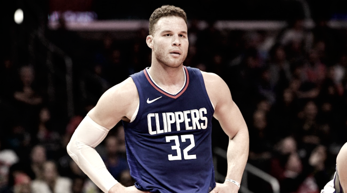 Clippers e Detroit Pistons em conversações avançadas por Blake Griffin
