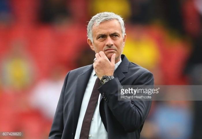 Opinion: Playing the blame game just isn't an option for Mourinho after three consecutive defeats