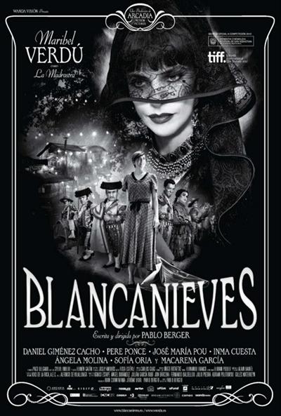 'Blancanieves' representará a España en los Oscar