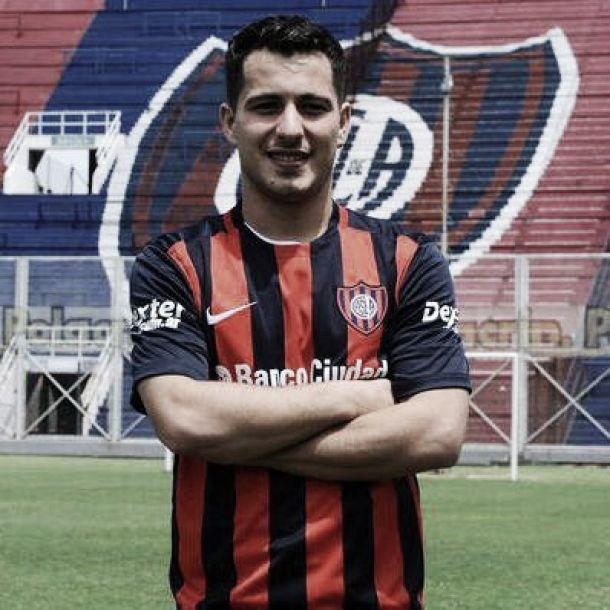 "Sebastián Blanco: ""Admiro mucho a Romagnoli"""