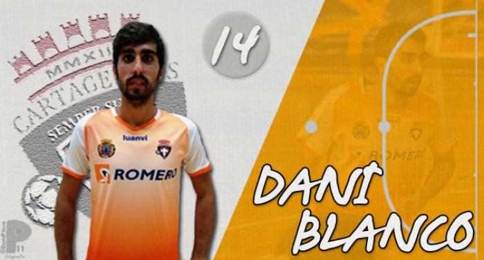 Los héroes del ascenso: Dani Blanco, sangre cartagenera de Primera