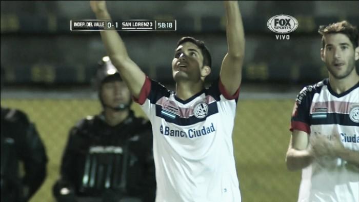 San Lorenzo contra equipos ecuatorianos