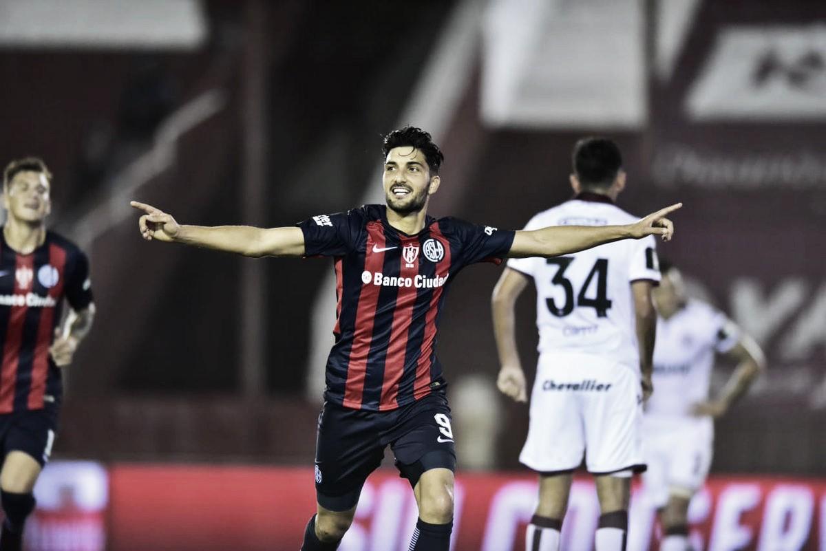 San Lorenzo vence Lanús fora de casa e encosta na vice liderança da Superliga