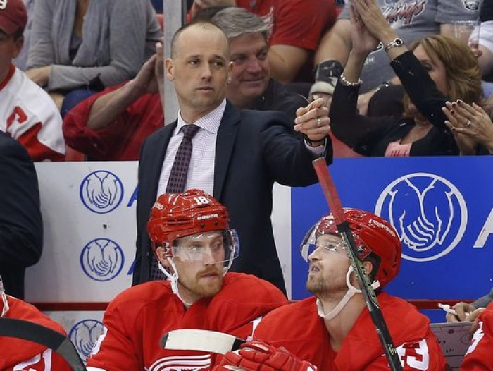 Blashill Fine With Starts To Games, Other Issues Still Plague Team