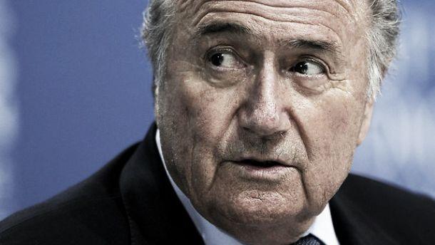 "Sepp Blatter: ""FIFA arrests cast long shadow over football"""