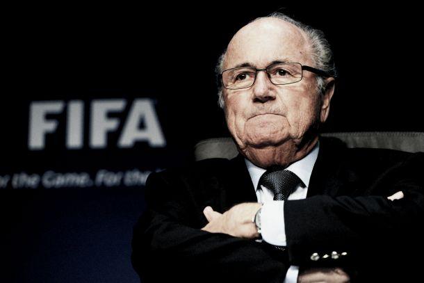 FIFA se queda sin Presidente