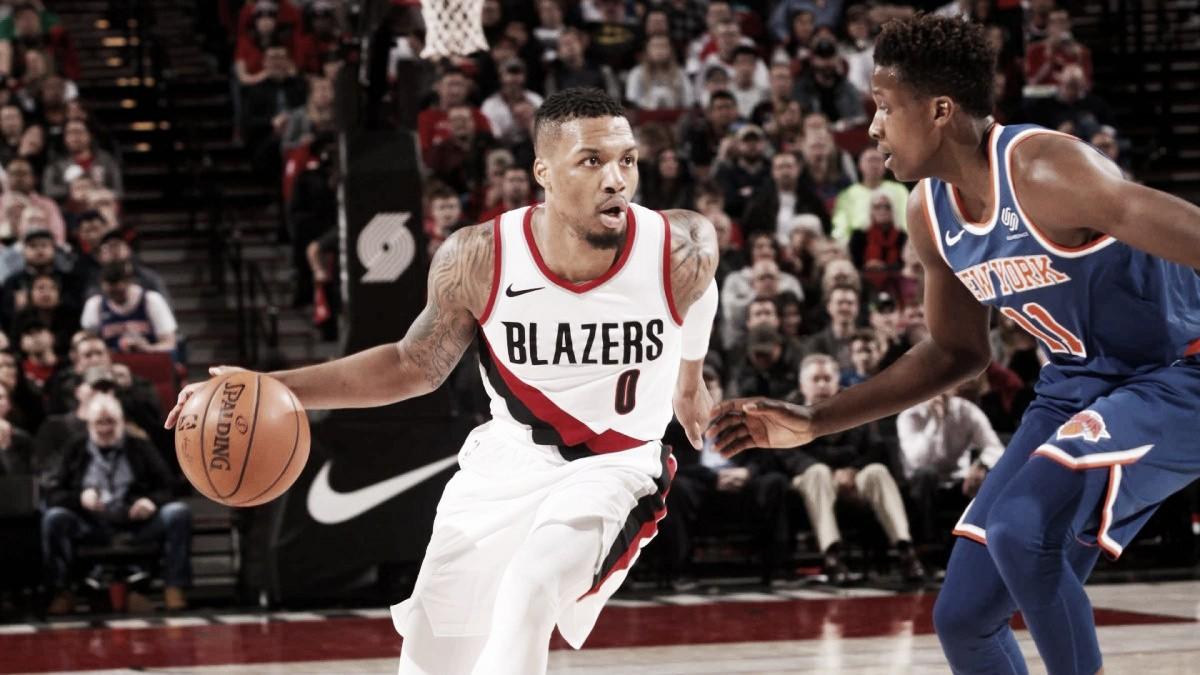 Portland se mantiene firme y Dallas complica a Denver