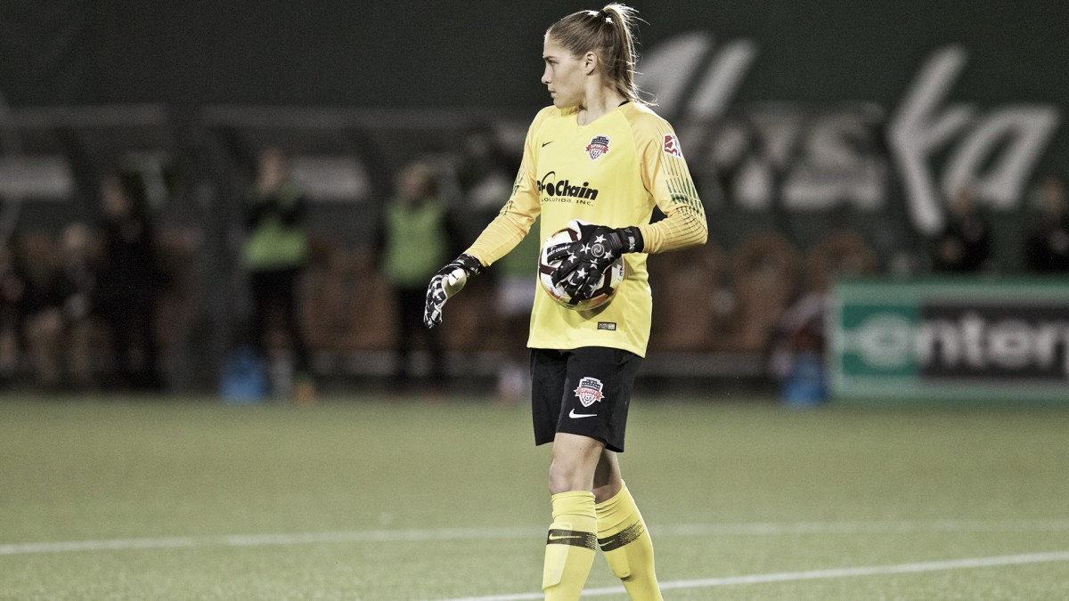 NWSL Media Association Announce Team of the Month for April