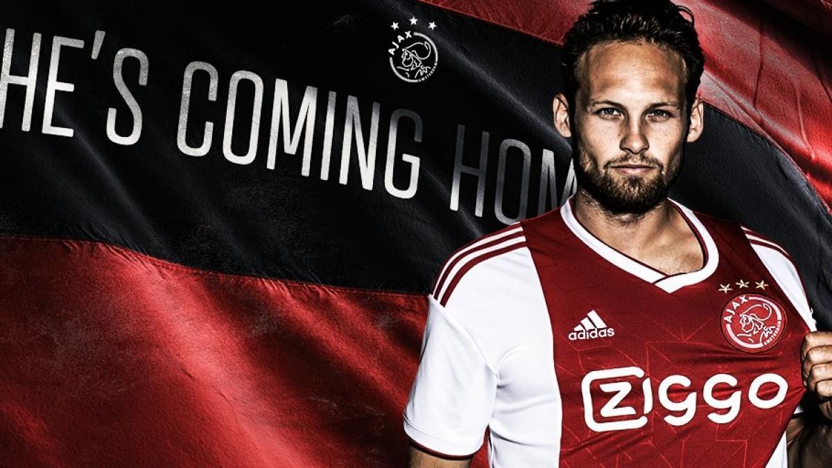 Após quatro anos no Manchester United, Daley Blind acerta retorno ao Ajax