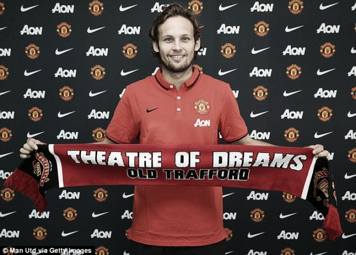 Daley Blind: An unlikely hero, two years on from his Manchester United move