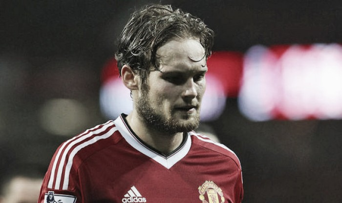 Daley Blind enjoying 'good' centre-back role