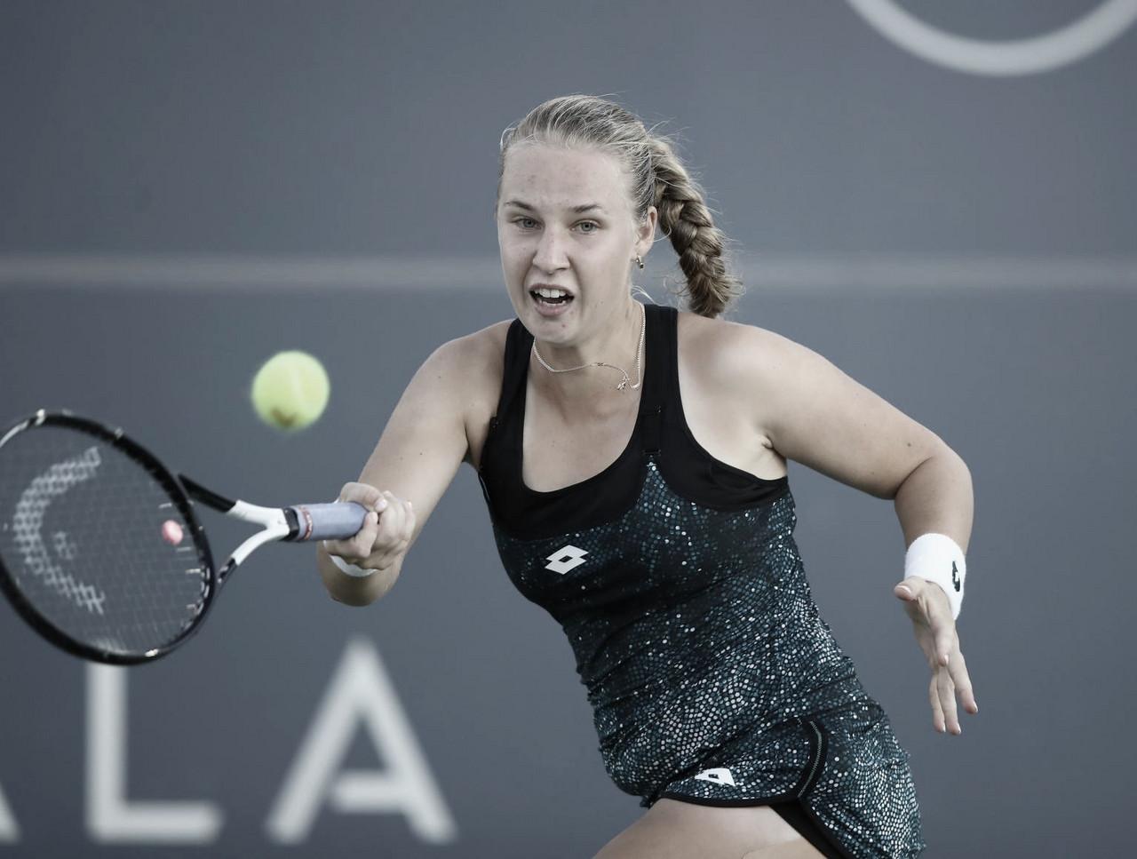 Lucky loser Blinkova atropela Vandeweghe e avança no Bronx Open