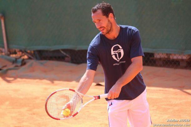 Pas de Roland Garros pour Llodra