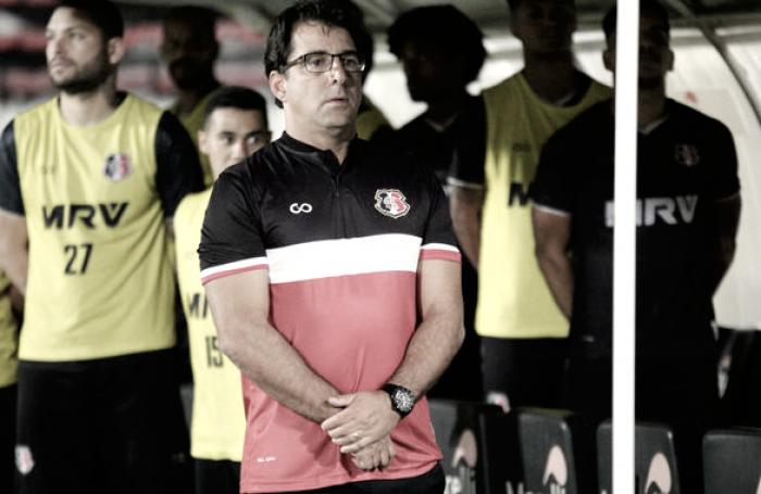 Após três meses e rebaixamento à Série C, Marcelo Martelotte é demitido do Santa Cruz