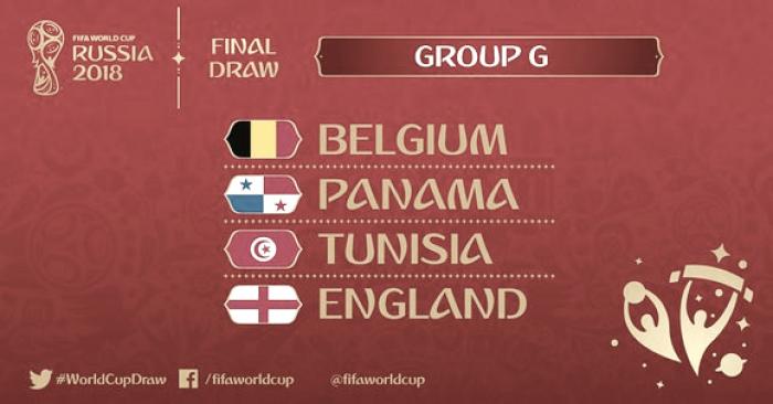 Análise Grupo G: Bélgica e Inglaterra partem como amplas favoritas