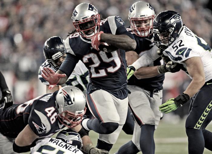 NFL - LeGarrette Blount è il nuovo running back dei Philadelphia Eagles