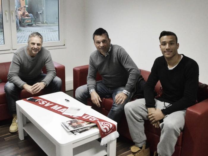 Karim Onisiwo unterschreibt beim 1.FSV Mainz 05
