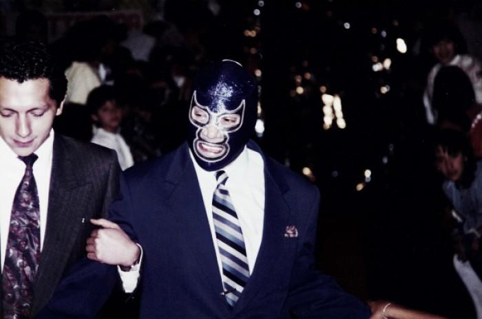 Recordarán a Blue Demon en la Arena México