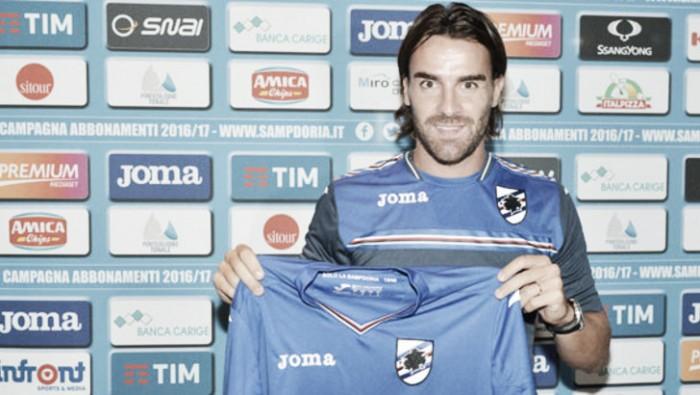 Cigarini swaps Atalanta for Sampdoria