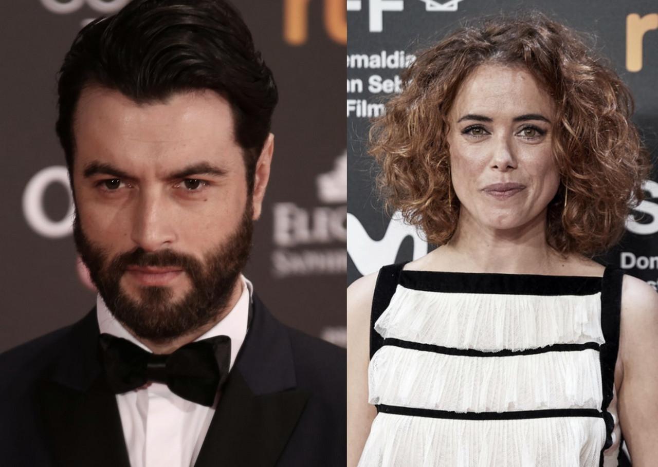 """Javier Rey y Patricia López Arnáiz juntos en """"La cima"""""""