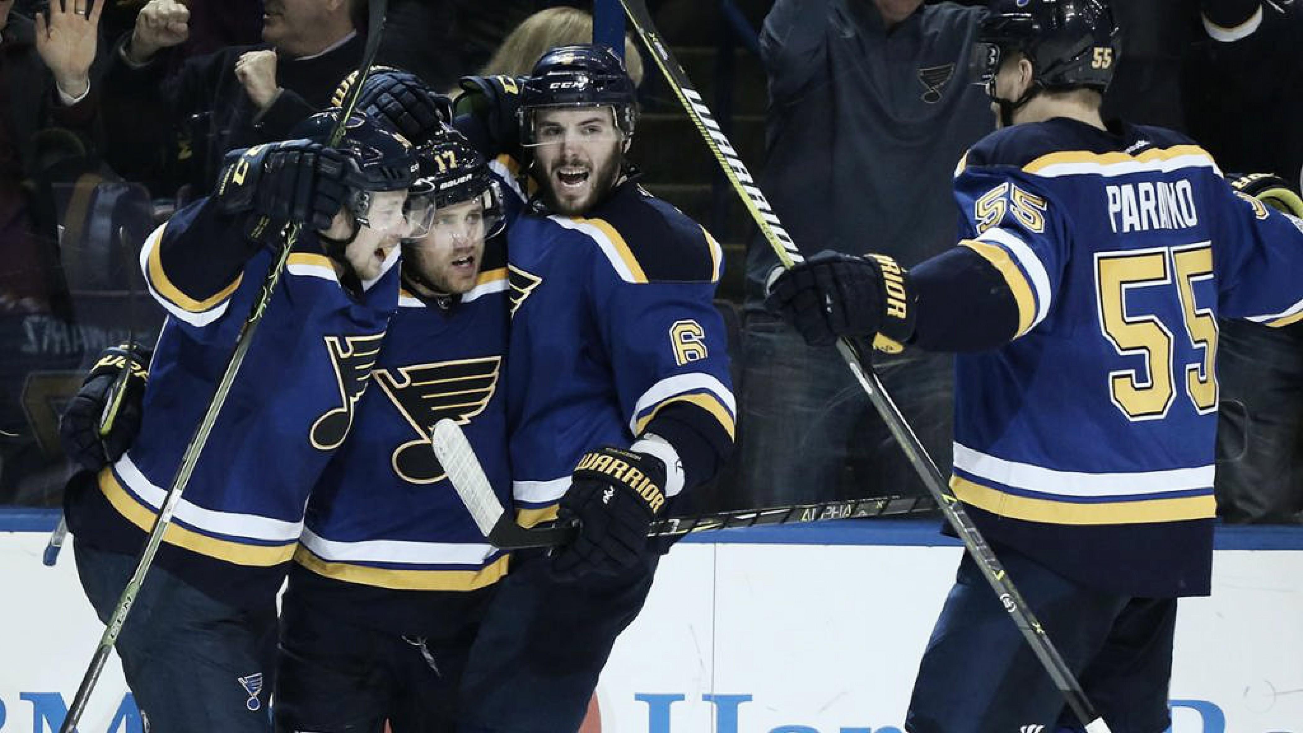 5 Crazy St. Louis Blues 2018/19 predictions