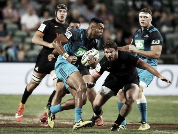 Super Rugby 2016: Jaguares sintió el viaje y cayó ante Blues