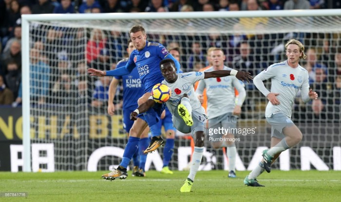 Leicester City 2-0 Everton: Foxes cruise to victory as Blues' problems continue to stack up