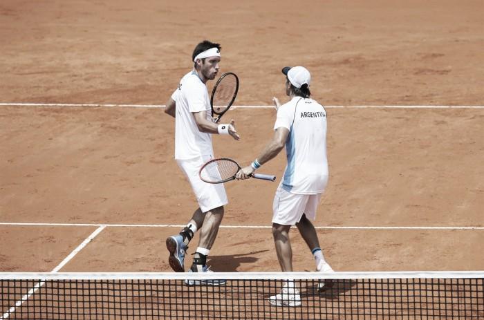 Davis Cup, il doppio tiene in vita l'Argentina. Avanza la Serbia