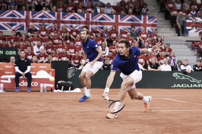 Davis Cup, gli USA rimandano la festa dell'Australia. In semifinale Francia e Serbia