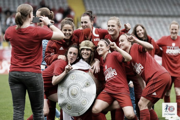Frauen-Bundesliga - Matchday 20 round-up: Bayern crowned champions again, Bremen relegated