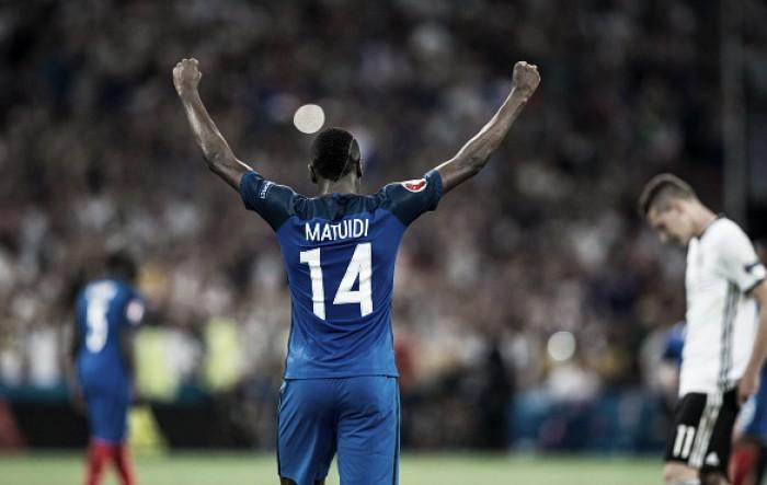 Blaise Matuidi refuses to discuss United links ahead of Euro 2016 final