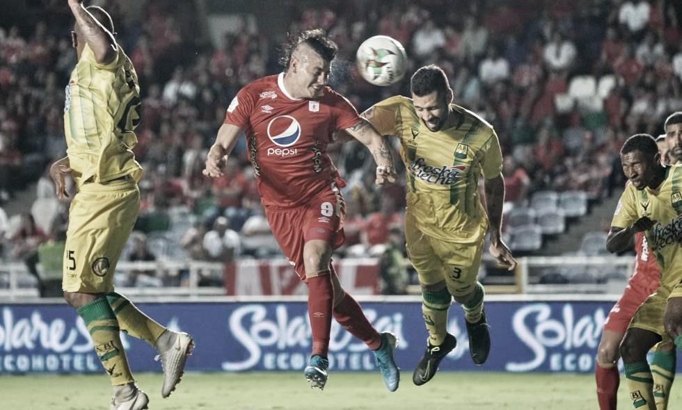 Lo que dejó el empate 1-1 de América con Bucaramanga