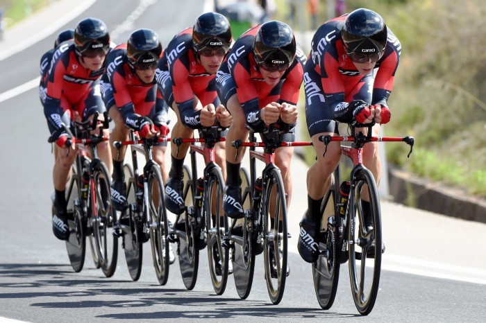 Tour de Francia 2016: BMC Racing Team, dos líderes, un objetivo