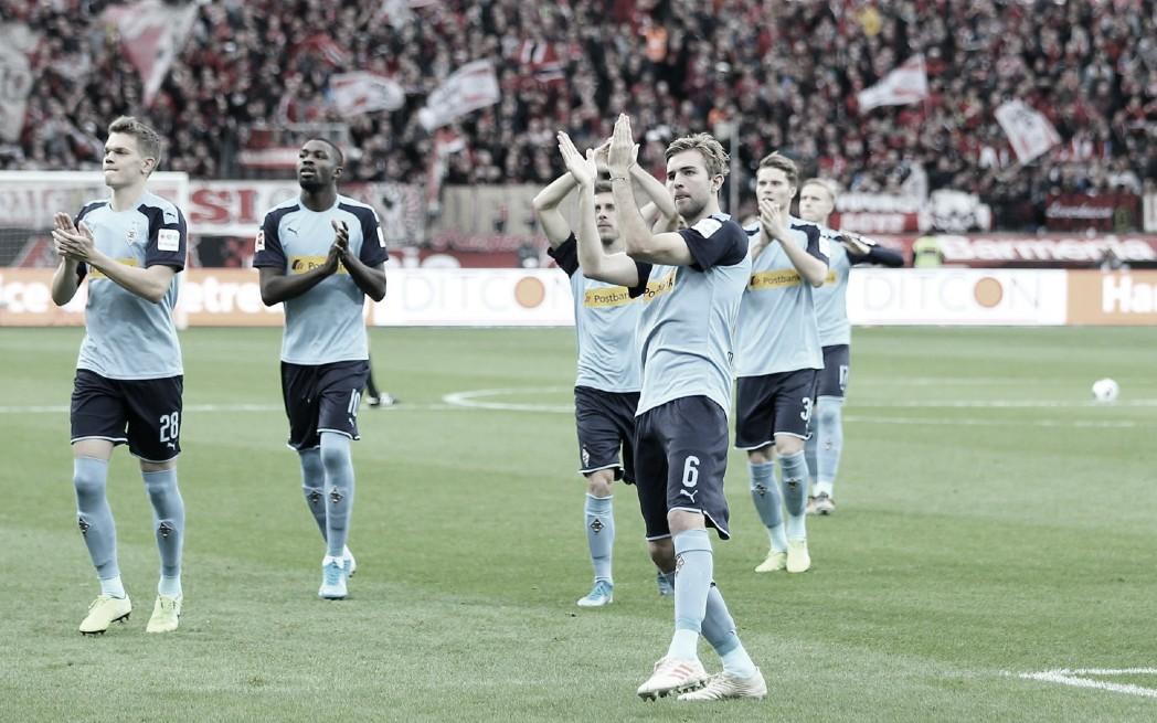 Em Leverkusen, M'gladbach derrota Bayer e abre vantagem no topo da Bundesliga