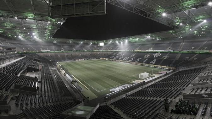 Bundesliga seguirá suspensa, no mínimo, até 2 de abril