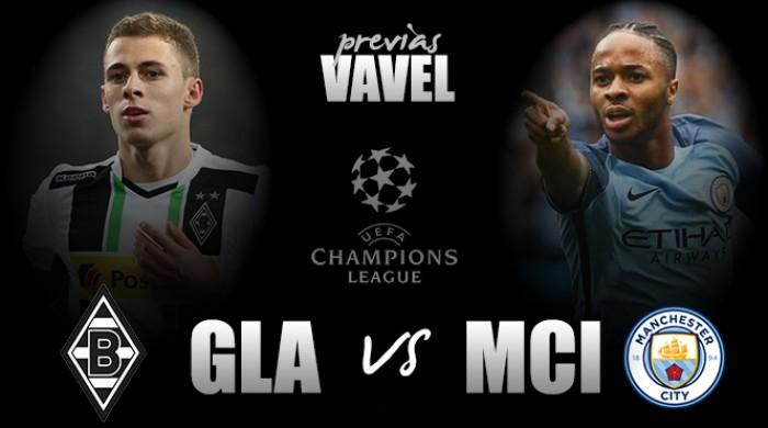 Previa Borussia M'Gladbach - Manchester City: penúltimo tren a Europa
