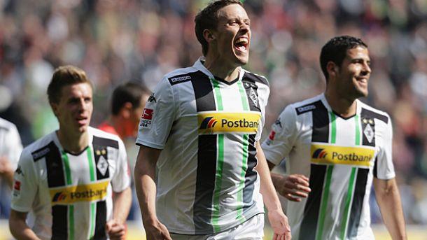 Hannover 96 0-3 Borussia Mönchengladbach: Gladbach still unbeaten