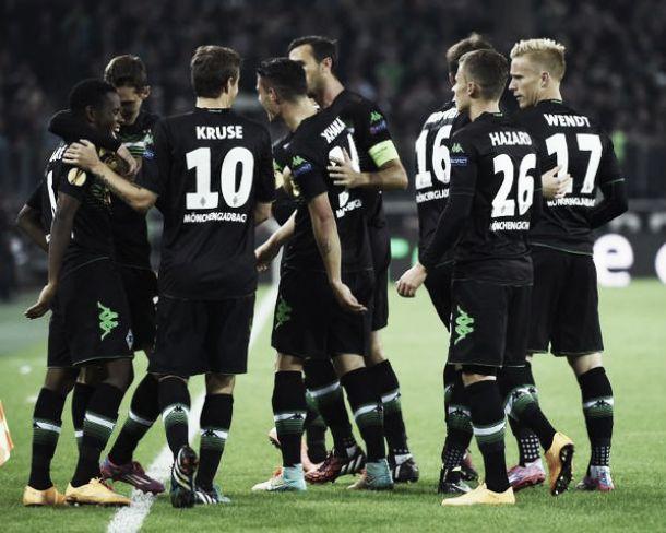 Com dois gols de Traoré, M'gladbach goleia Apollon Limassol na Europa League