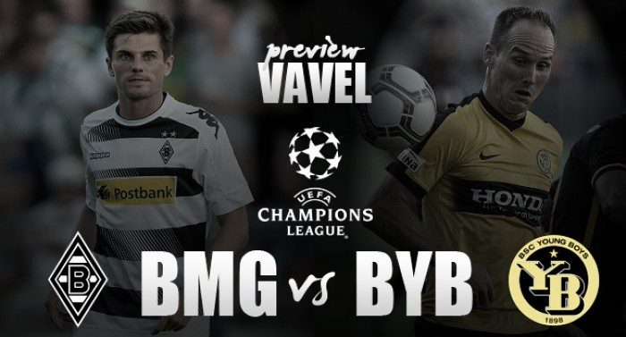 Borussia Mönchengladbach (3) vs (1) BSC Young Boys Preview: Foals hoping to secure group stage spot