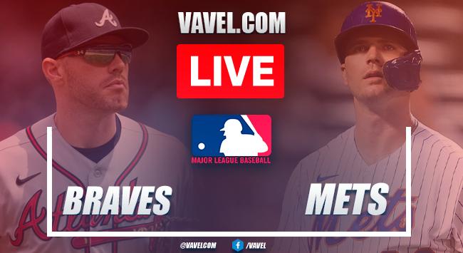 Highlights and runs: Atlanta Braves 3-7 New York Mets LIVE in MLB 2021
