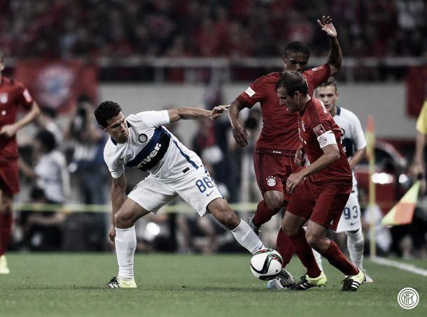Inter rimandata, il Bayern vince dominando