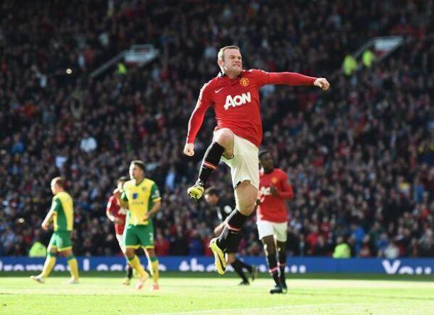 Manchester United se rassure, Norwich s'enfonce outrageusement