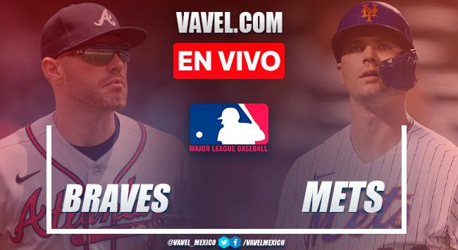Resumen y carreras: Braves de Atlanta 3-7 Mets de New Yorken MLB 2021